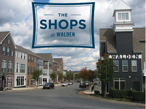 Shops at Walden in Mechanicsburg
